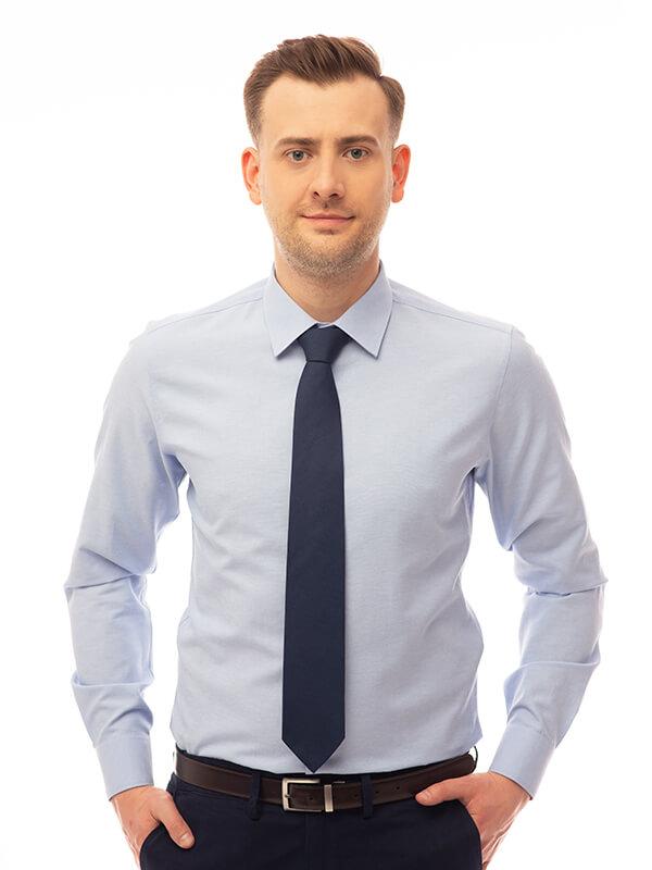 Koszule Niebieskie