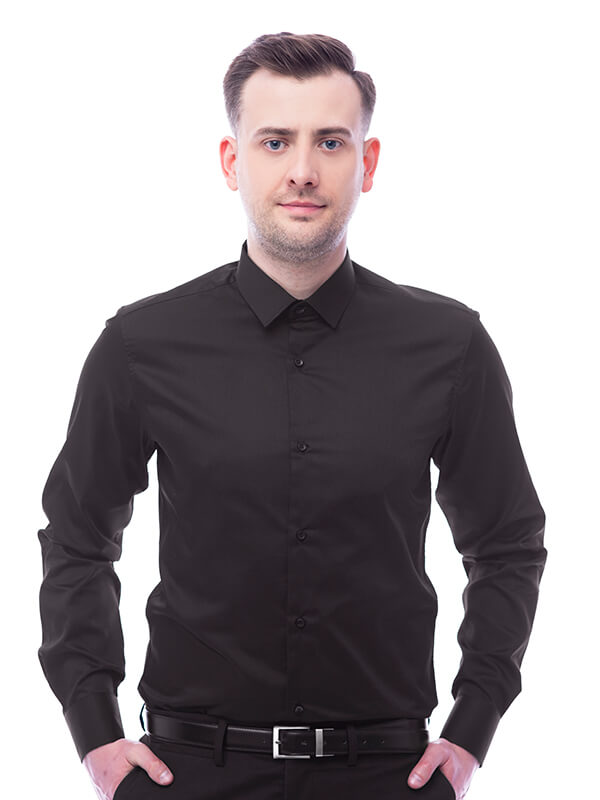 Koszule Czarne